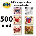 Imagens de Qr Code Selfmania personalizado com 500 unidades (arquivo enviado por e-mail)