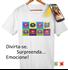 Imagens de Camiseta  Personalizada com vídeo Qr Code Selfmania
