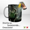 Imagens de Caneca personalizada presente com Qr Code Selfmania